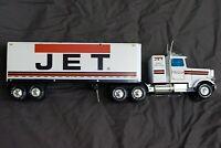"Nylint 18 Wheeler Jet Tools 2005 Kenworth 24"" Semi Truck Funrise RARE"