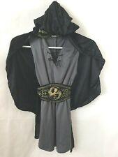 Spirit of halloween pirate costume top belt 2 hoods L large child