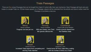 Trials Of Osiris Confidence Passage XBOX/PS4