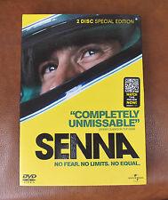 Senna (DVD, 2011, 2-Disc Set)Only Played Twice. UK P&P inc