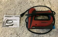 Arrow Fastener Compact Electric Upholstery Stapler T50ACD-R Red