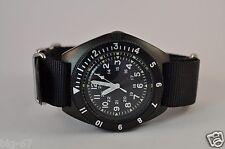BENRUS TYP II militarywatch with natostrap, mens watch, orlogio, montre