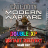 Call of Duty Modern Warfare Double XP 3 Hour Code - OG SELLER | INSTANT DELIVERY