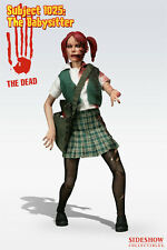 """Sideshow Collectibles 12"""" The Dead Subject 1025 The Baby Sitter Green ed. Figure"""