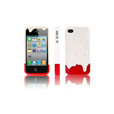 Melting Ice-cream Hard Skin Back Case Cover Protector For Apple iPhone 4S 4 4G