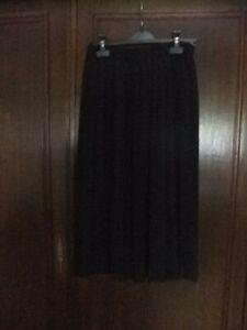Jupe / Jupe mi longue /Jupe plissée  - Taille unique