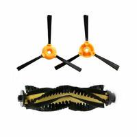 1X(Roll Cepillo Lateral Cepillo Lateral para Conga Excellence 990 Kits De A C4T7