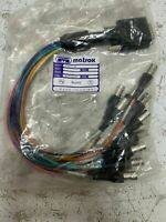 New Matrox Y16171-00 25 PIN TO 12 BNC BREAKOUT CABLE