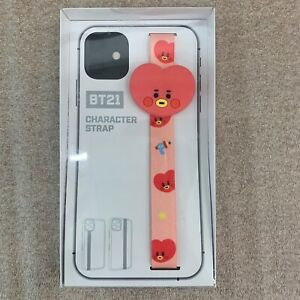 BT21 BABY TATA Cell Phone Strap Holder Unopened Official LINE FRIENDS Merch
