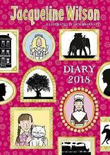 The Jacqueline Wilson Diary 2018 by Jacqueline Wilson (Paperback, 2017)