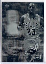 MICHAEL JORDAN 1991-92 Upper Deck Hologram MVP #AW4 ($.50 SHIPPING)