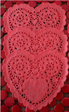 Hearts Red Scrapbooking Embellishments