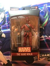 "IN HAND -Marvel Legends Spider-Man Spider-Verse HAND NINJA 6"" Fig BAF Stilt Man"