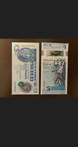 5 X 2 Northern Ireland Banknote. 10 Pounds Total. Cir Northern Ireland Notes. Z