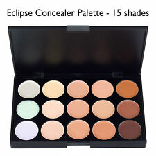 Coastal Scents Eclipse Camoflage/Concealer Palette - New Boxed - 15 shades