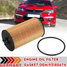Ölfilter mit Dichtung Für Chevrolet Aveo Cruze Vauxhall Agila 93185674