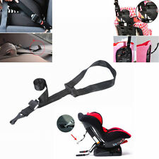 120cm Adjustable Car Baby Child Seat Latch Strap Belt Hook Safety Connector