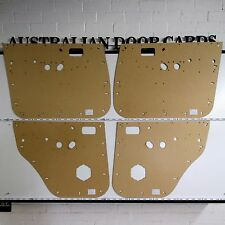Toyota 80 Series Land Cruiser Masonite Door Cards / Trim Panels - Electric Model