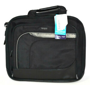 Targus Checkpoint Bag Carry On Business Laptop Case Luggage Briefcase Black
