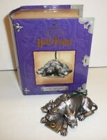 Harry Potter Fluffy On Guard Hallmark Keepsake Holiday Ornament Xmas 3 Head Dog