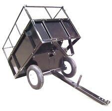Rasentraktoranhänger 300kg Aufsitzmäher Traktor 55336 Kippanhänger Anhänger Kupp