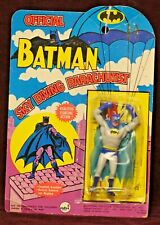 BATMAN VINTAGE SKY DIVING PARACHUTIST NPP/AHI 1973