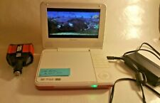 """Philips PET741R/17  Widescreen 7"""" LCD Portable Stereo DVD Player & Accessories"""