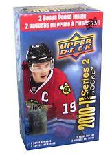 2010/11 Upper Deck Series 2 Hockey 12 Pack Blaster Box Factory Sealed