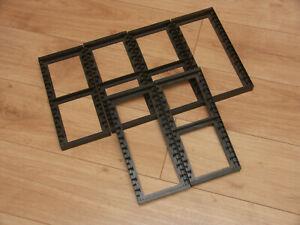 Posso - CD-Rack 6 Stück schwarz