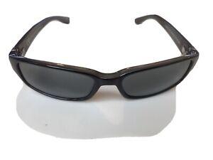 Maui Jim Sunglasses 'Atoll' Black Outside/Tortoise Shell Inside