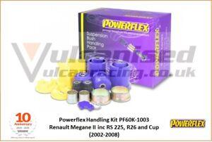 Powerflex Handling Kit for Renault Megane 225 & R26 F1 230 Models PF60K-1003
