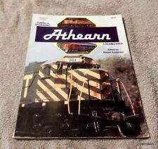 Railmodel Journal on Tuning & Upgrading Athearn Locomotives Hobby HO Trains Book