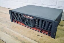 Crown CE2000 2 channel PA power amplifier amp excellent condition-church owned