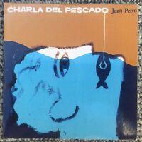 Juan Perro CD Single PROMO 1T Charla del pescado Excelente