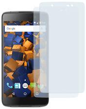 mumbi 2x Folie für Blackberry DTEK50 Schutzfolie klar Displayschutz Displayfolie