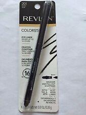 201 Black - Revlon Colorstay Eyeliner 16 Hour Crayon