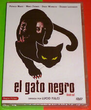 EL GATO NEGRO / BLACK CAT / GATTO NERO - English Italiano Español - Precintada