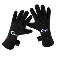3mm Diving Snorkeling Surfing Spearfishing Adult Junior Wetsuit Gloves S-XL