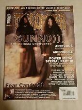 Terrorizer Magazine Issue 137 Power Metal Special Pt. 3