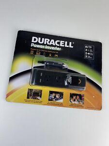 Duracell Power 175W Portable Power Inverter DRINVPS175C