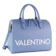 Valentino Femmes Macha Allah Sac à Main en Bandoulière Bleu Blanc