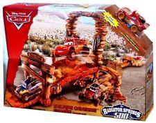 Disney / Pixar Cars Radiator Springs 500 1/2 Tailpipe Caverns Escape Playset
