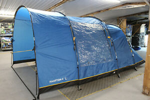 Hi Gear Hampton 4 Nightfall , 4 Berth Family Tent +++ RRP £490.00 +++ 864