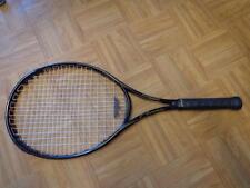 Prince O3 SpeedPort Gold Oversize 115 head 4 3/8 grip Tennis Racquet