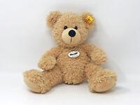 Steiff Teddy Bär FYNN, beige, ca. 28 cm, Nr. 111327, neuwertig, unbespielt