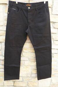 Rica Lewis Since 1928 Jeans Homme Noir Vintage Hommes en Jeans Streetwear It 54