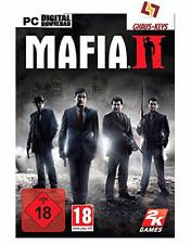 Mafia II 2 STEAM KEY PC GAME gioco DOWNLOAD codice nuovo Global [SPEDIZIONE LAMPO]