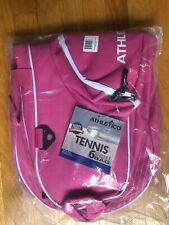 6 Racquet Tennis Bag   Athletico With Sweatband Set
