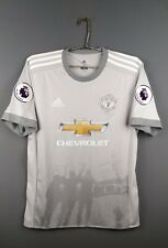 5/5 Manchester United jersey Medium 2017 2018 third shirt AZ7565 Adidas ig93