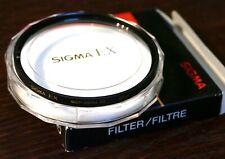 Sigma EX UV-Filter 82mm, OVP